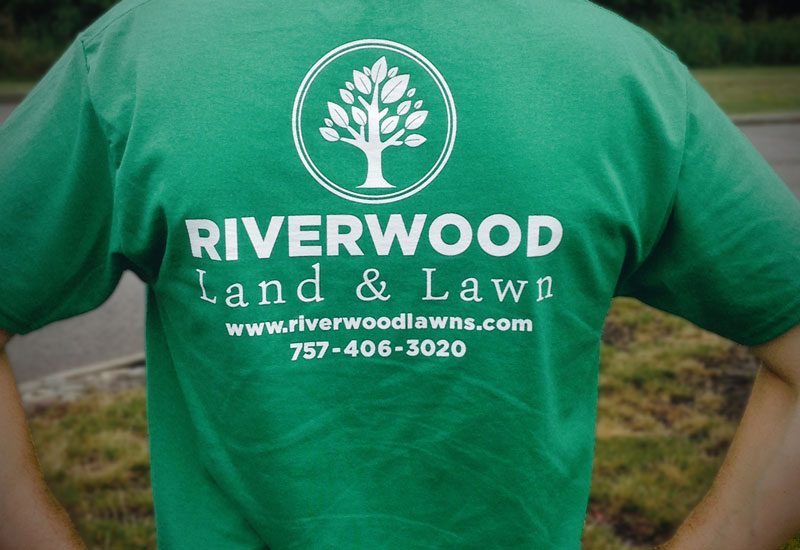 Riverwood Land and Lawn Rebranding